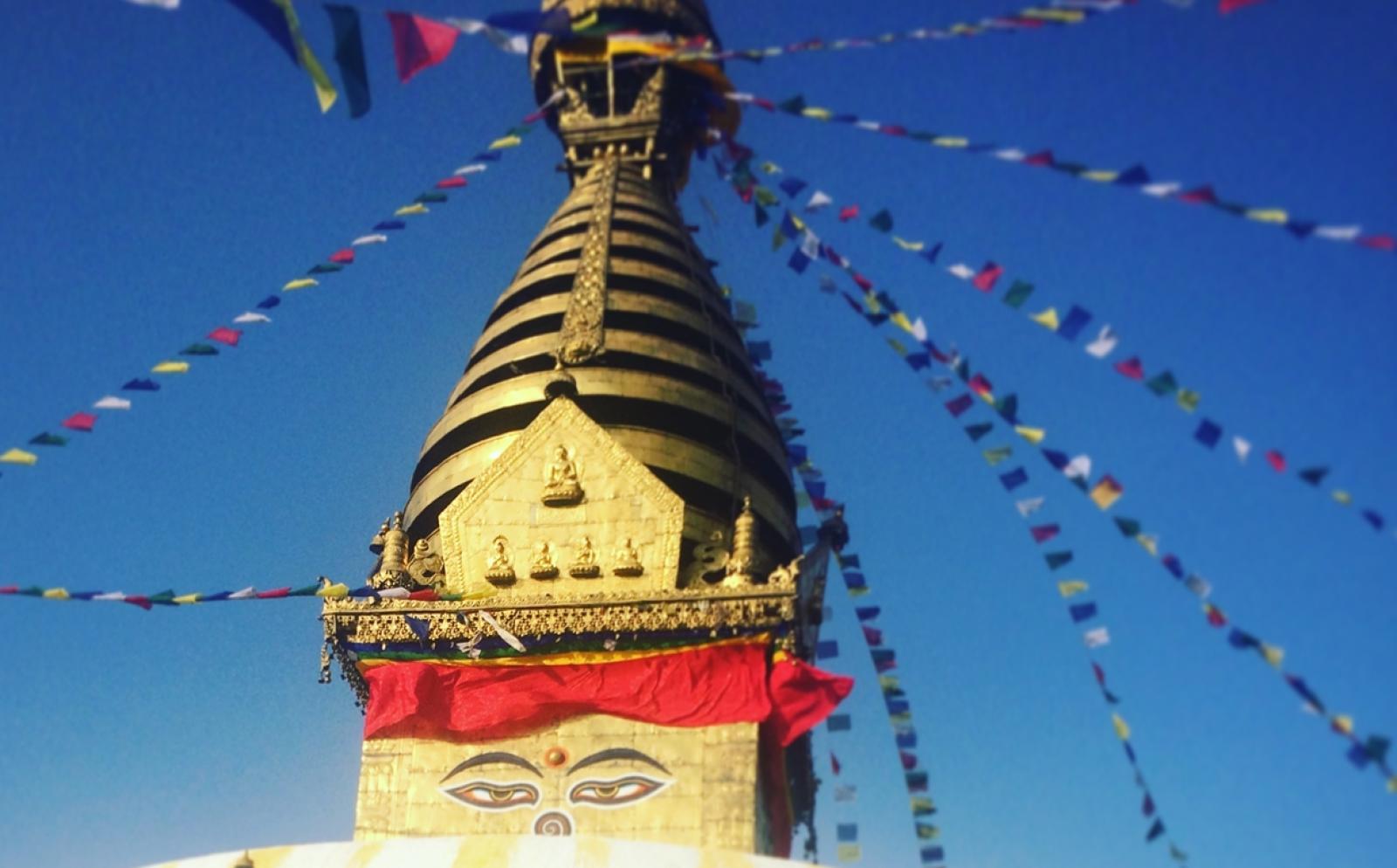 チャイルドケアボランティア徳丸実莉さんが見たネパールの景色
